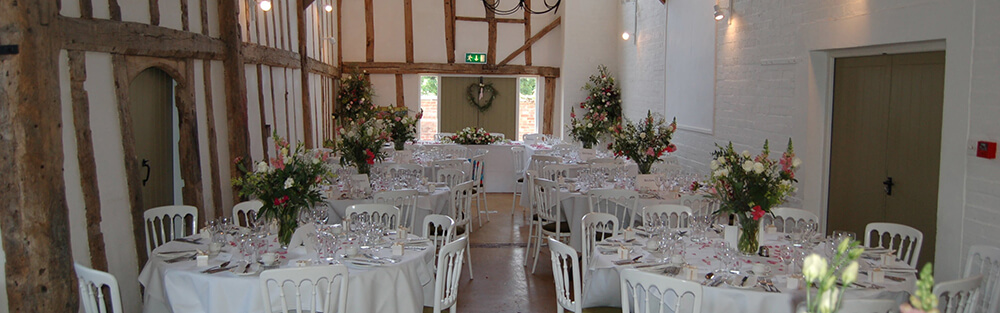 Breakfast At Dove Barn Wedding Venue